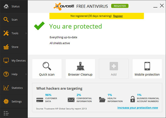 How to get Avast free Antivirus for Windows?