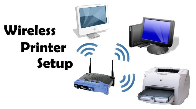 How to connect HP printer to WiFi?