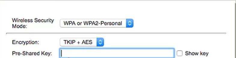 Netgear Router Password