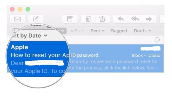 What To Do If I Forgot Apple ID Password ? - Tech Support Forum