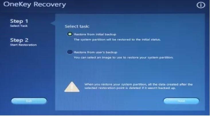 How To Reset Lenovo Laptop
