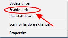 Toshiba Laptop Keyboard Not Working