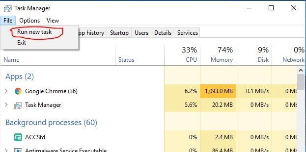 Windows Key Not Working Windows 10