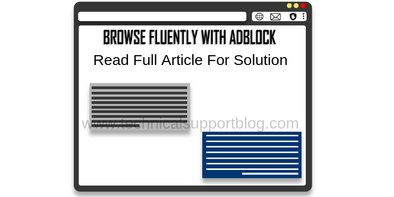 Browse fluently with AdBlock Firefox