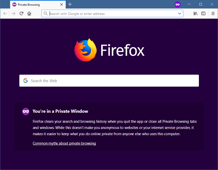 All About Incognito Browser