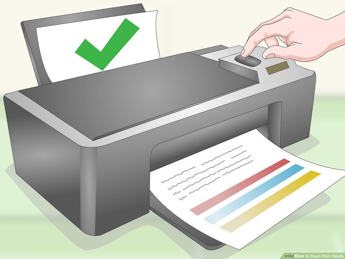 Spooling printer
