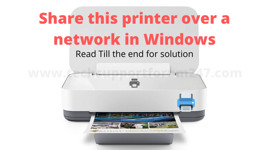 Share this printer