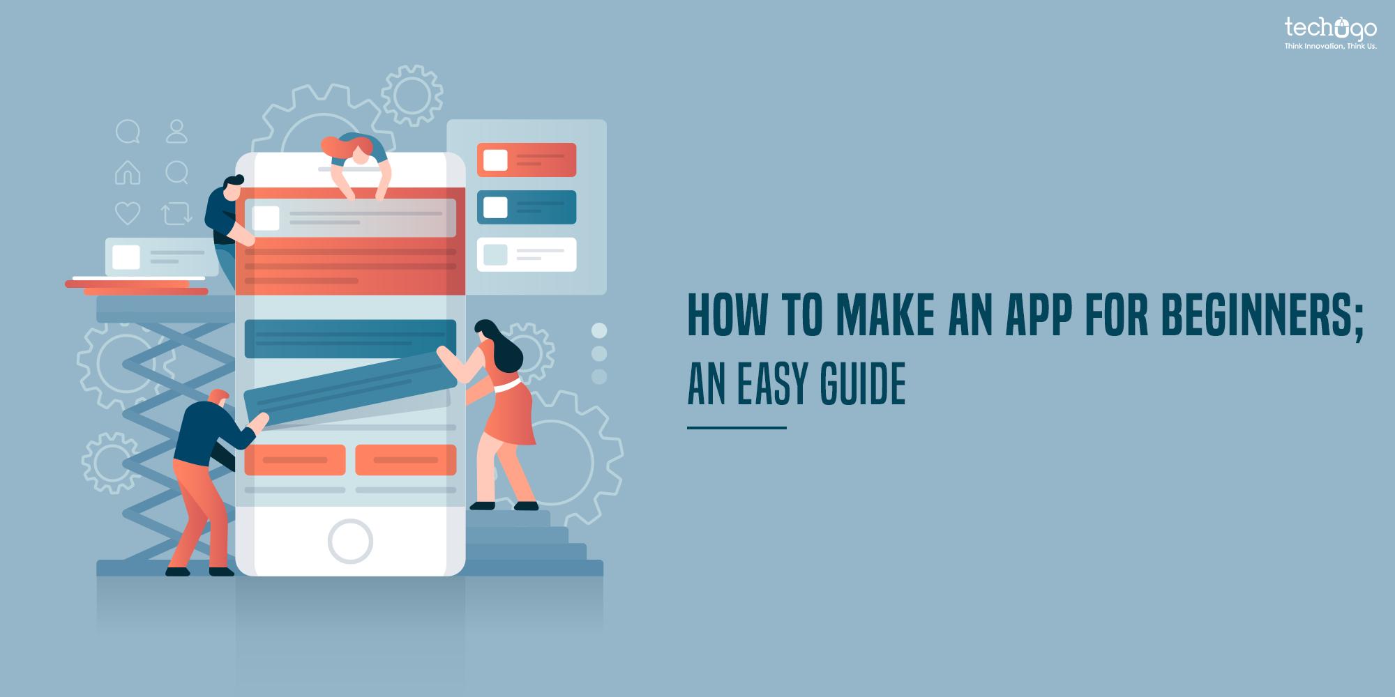 Make An App For Beginners
