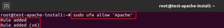 Install Apache on Ubuntu 20.04 LTS - Ubuntu - TechvBlogs