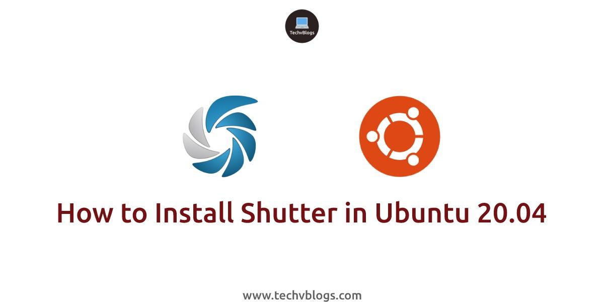 How to Install Shutter in Ubuntu 20.04