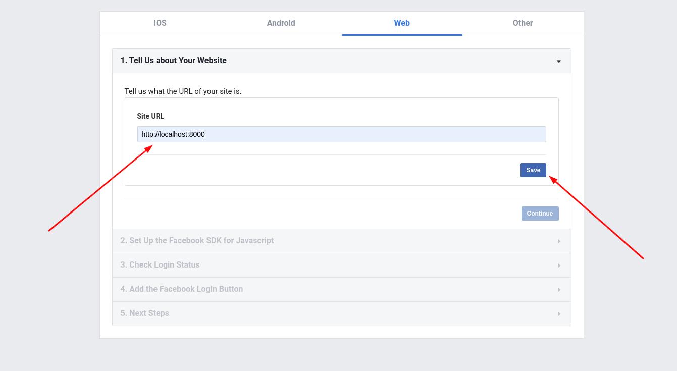Add Social Login in Laravel With Socialite - TechvBlogs