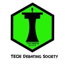 Group logo of TECN Debating Society