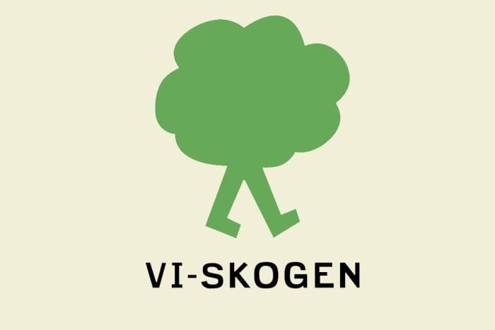 Vi-skogen logotyp