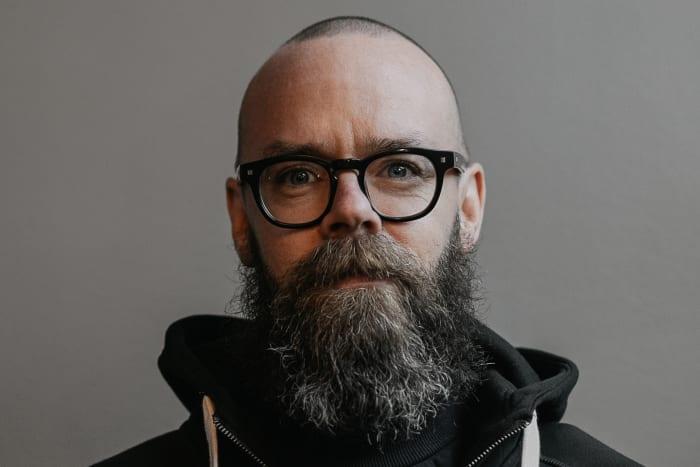 Portrait of Rickard Linder