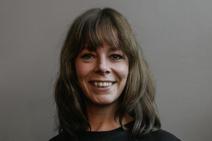 Portrait of Christina Rask