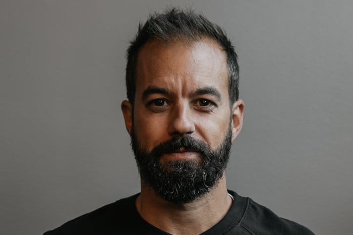 Portrait of Patrik Totero