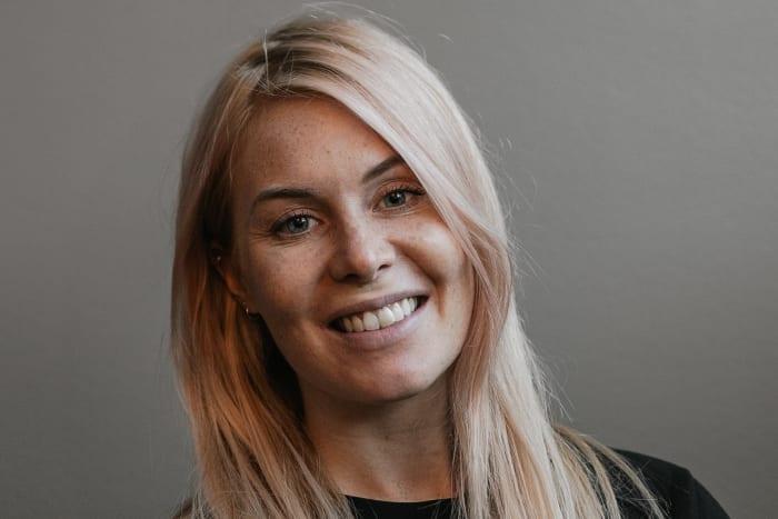 Portrait of Jenny Gustafsson