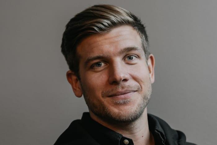 Portrait of Erik Bernhardsson