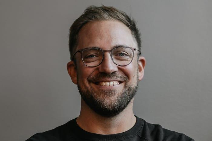 Portrait of Gustaf Lindqvist
