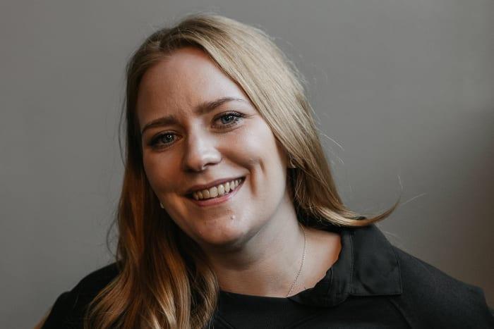 Portrait of Charlotta Eriksson