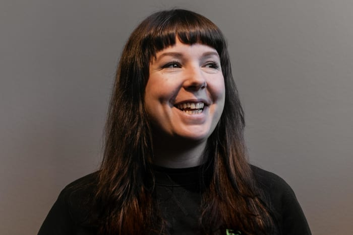Charlotte Holm