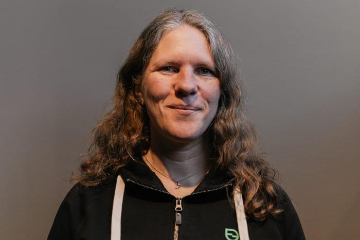 Team member Linda