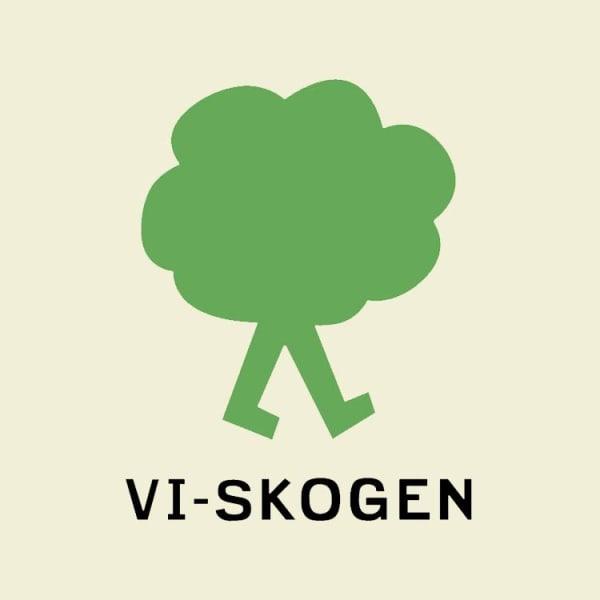 Vi-skogen logotype