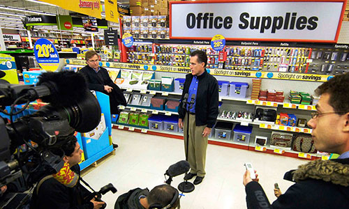PC LOAD LETTER: Why office supply stores suck