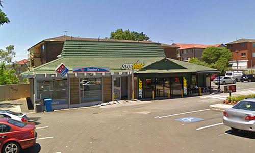 Pizza Hut Subway