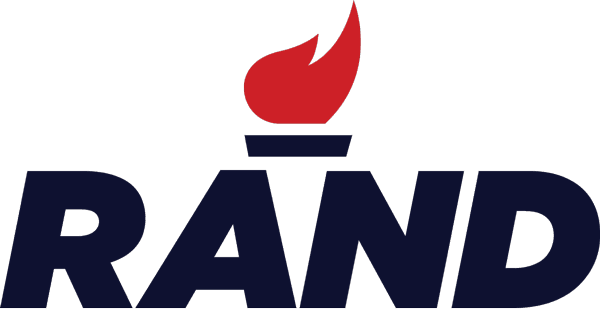 Rand for president logo