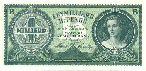 Hungarian pengő