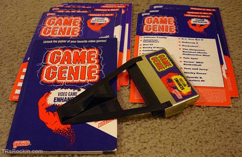 Game Genie box