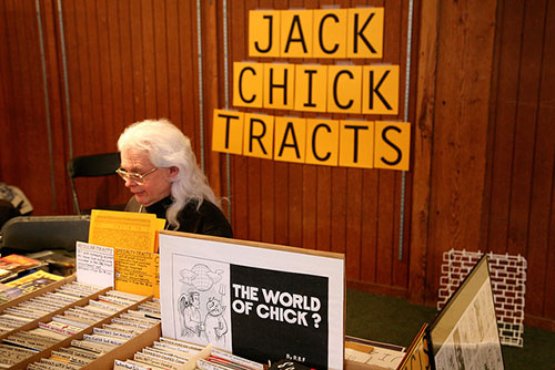 Jack Chick
