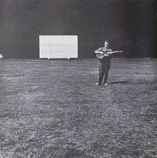 """""""Guitar Solos"""" by Fred Frith"""