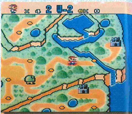 Super Mario World early