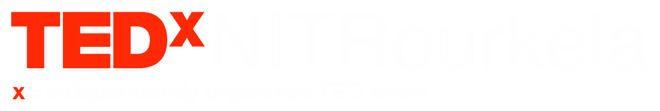 TEDxNITRourkela Logo