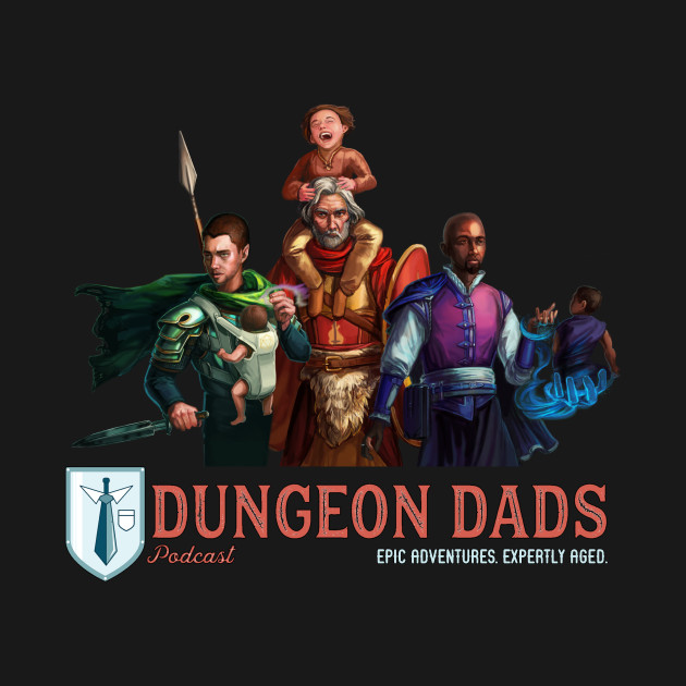 Dungeon Dads Group Portrait
