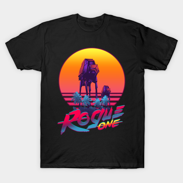 b7ebe45fe2f479 Rogue One Paradise - Star Wars - T-Shirt