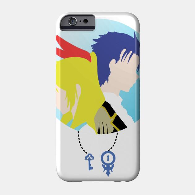 Chitoge and Raku - Chitoge - Phone Case | TeePublic