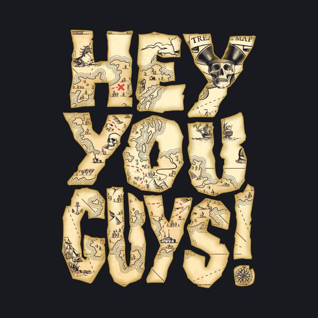 Hey You Guys