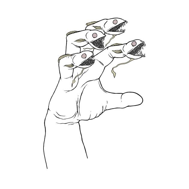 Freaky Fish Fingers