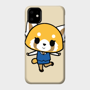 coque iphone 8 aggretsuko