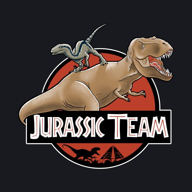 Jurassic team