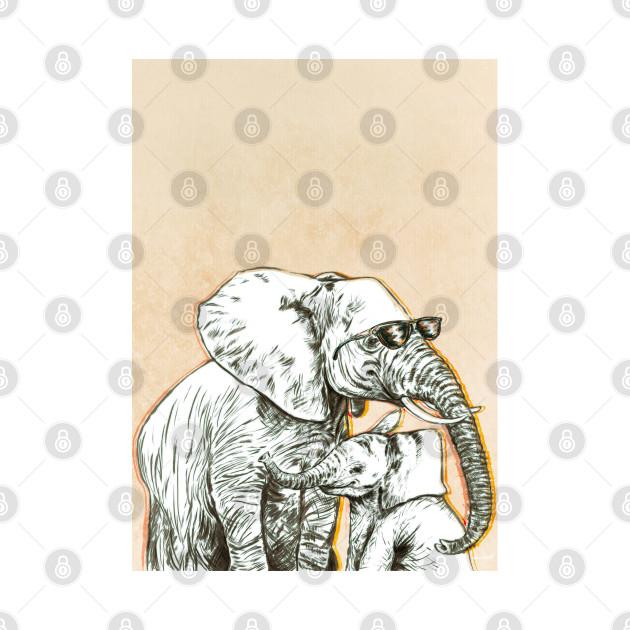 Rocking Elephants