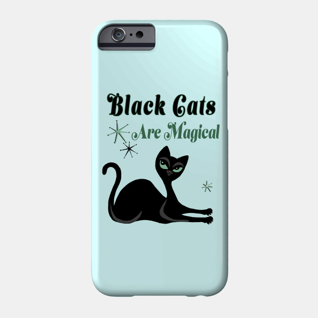 Black Cats Are Magical Shirt