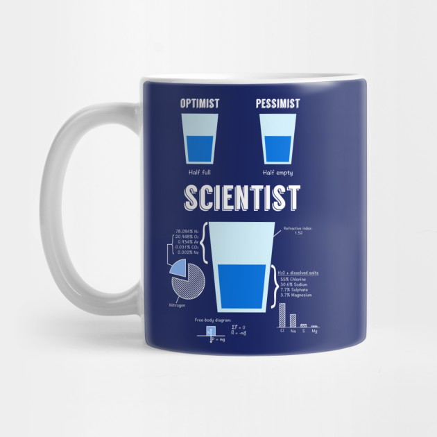 Optimist... pessimist... SCIENTIST!