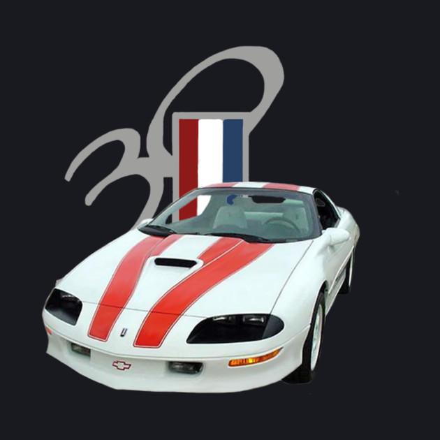 1997 30th anniversary Chevy Camaro