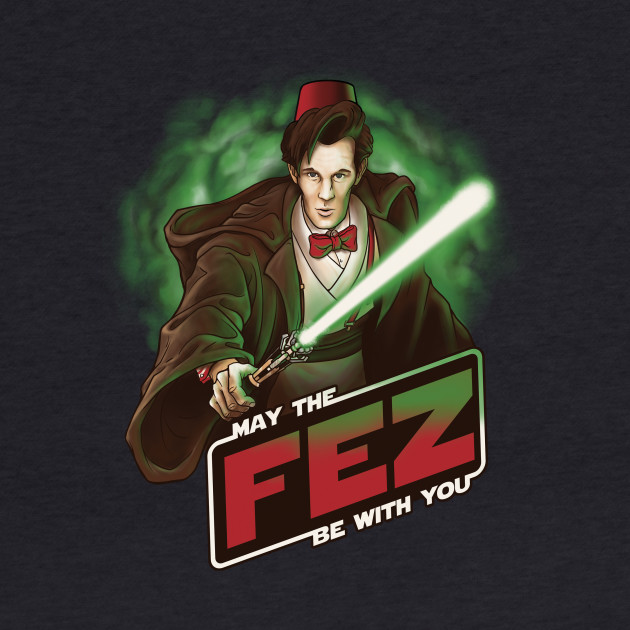 May the Fez be with You
