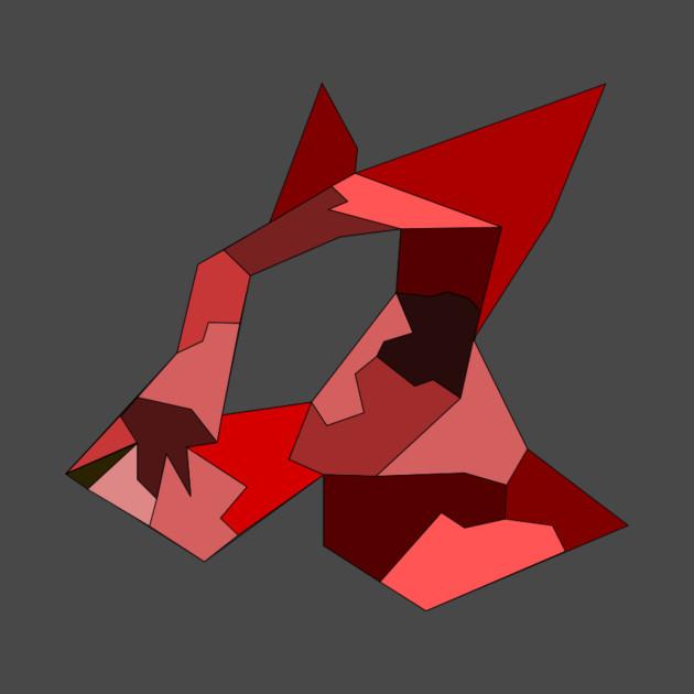 Origami Wolf Head Wolf Phone Case Teepublic