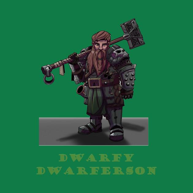 Dwarfy Dwarferson